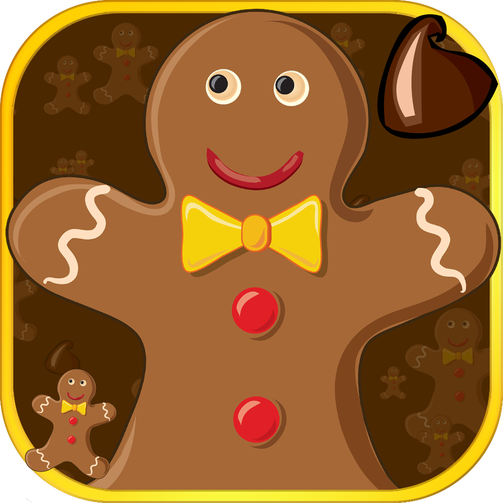 Holiday Gingerbread Man Milk Dunk - Fun Cookie Catching Rush FREE